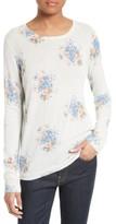 Joie Women's Feronia Floral Cashmere Sweater