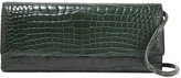 Valentino Alligator clutch