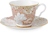 Wedgwood Daisy Tea Story Teacup and Saucer Set Pink