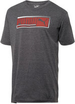 Puma Men's Graphic Logo T-Shirt
