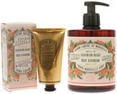 Panier des Sens Absolutes Rose Geranium Liquid Marseille Soap & Hand Cream