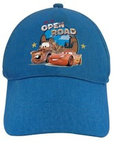 Cars Disney/Pixar Kids Cotton Gardening Cap - Multi-Color