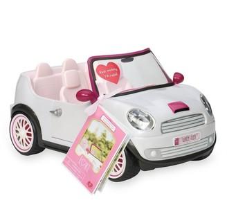 Lori Dolls Convertible Car