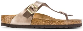 Birkenstock Gizeh Birko-Flor sandals