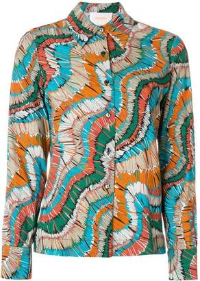 La DoubleJ slim-fit shirt