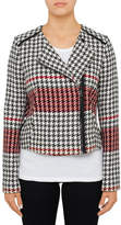 BOSS ORANGE Ochecka Structured Houndstooth Jacket