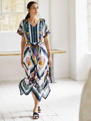Thought - Scarf Maxi Dress - 10