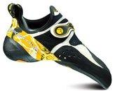La Sportiva Solution Climbing Shoe - Men's White/Yellow 43.5