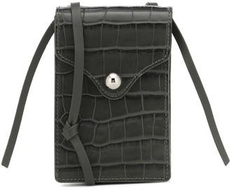 Ratio et Motus Disco leather crossbody bag