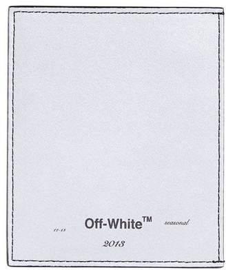 Off-White Off White seasonal logo cardholder