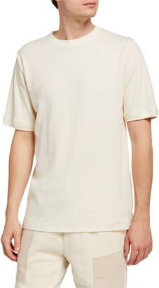 Ovadia & Sons Men's Dawn Waffle-Knit T-Shirt