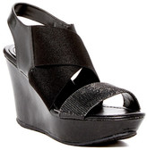 Kenneth Cole Reaction Sole Less 2 Wedge Sandal