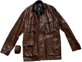 Belstaff Brown Polyamide Jackets