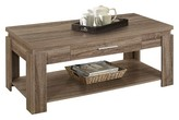 Acme Coffee Table Dark Taupe