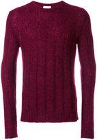 Valentino ribbed jumper - men - Polyamide/Mohair/Wool - S