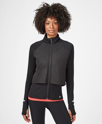 Sweaty Betty Fast Track Thermal Running Jacket