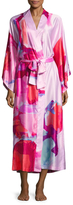 Natori Abstract Surplice Robe