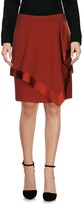 Atos Lombardini Knee length skirts - Item 35323336
