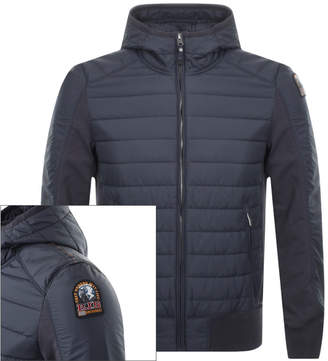 Parajumpers Gordon Hybrid Hooded Grey