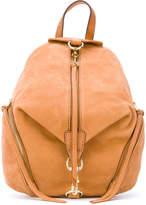 Rebecca Minkoff fringed multi-zips backpack