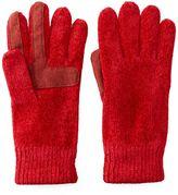 Isotoner Women's Chenille Tech Gloves