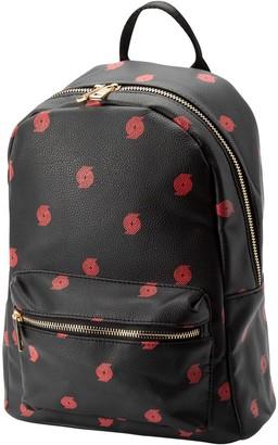 Portland Trail Blazers Mini Print Backpack