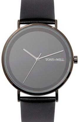 TONY+WILL Lunar Black TWT005D Watch