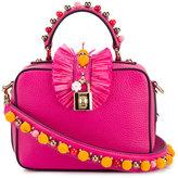 Dolce & Gabbana small embellished shoulder bag