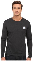 Converse Core Left Chest Core Patch Long Sleeve Crew Tee