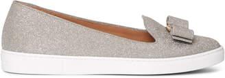 Salvatore Ferragamo Vara bow slip-on sneakers