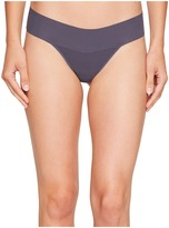 Hanky Panky BARE® Eve Natural Rise Thong Rolled