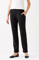 J. Jill Wearever Seamed Ankle Pants