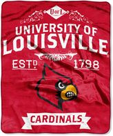 Bed Bath & Beyond University of Louisville Raschel Throw