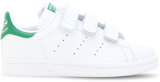 adidas Stan Smith Leather Strap Sneakers