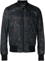 Paul Smith bomber jacket - men - Polyester - M