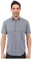 James Campbell Gaines Short Sleeve Woven