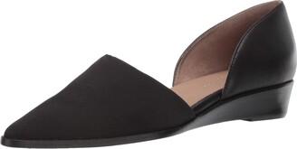 Bettye Muller Concept Women's CAGE Loafer Flat Black 6.5 Medium US