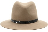 Rag & Bone Floppy Brim Wool Fedora