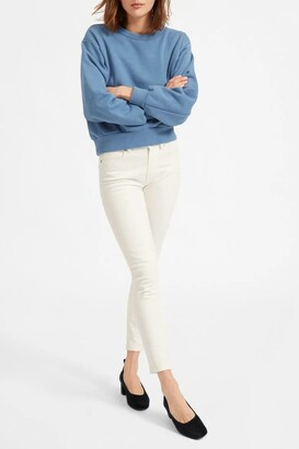 Everlane The Mid-Rise Skinny Jeans