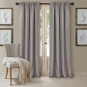 Elrene Home Fashions Cachet Blackout Curtain Panel, 52 x 95