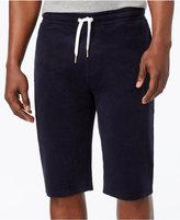 Sean John Men's Terry Zip-Pocket 13and#034; Shorts