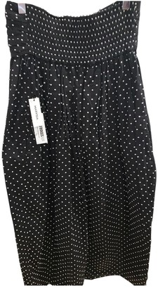 Marysia Swim Black Cotton Jumpsuits
