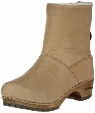 Sanita Women's Wood silkan Low Boot Slouch