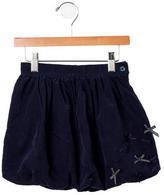 Tartine et Chocolat Girls' Embellished Corduroy Skirt