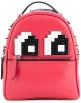 Les Petits Joueurs Baby Mick Eyes backpack