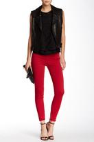 J Brand Zip Cuff Cropped Skinny Jean