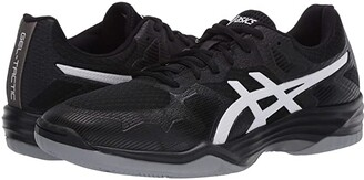 Asics Gel-Tactic 2 (Black/White) Men's Volleyball Shoes