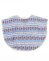 Lucky Brand printed stripe top (7-16)