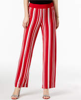 INC International Concepts I.n.c. Striped Soft Pants, Created for Macy's