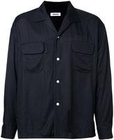 Monkey Time chest pocket shirt - men - Rayon - M